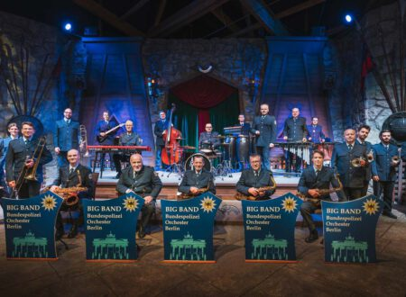Die Big Band der Bundespolizei